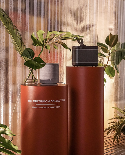 Oasis Urbano Espacio Bang & Olufsen – Pop Up Store